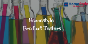 Love free stuff? they you will love Product Testers