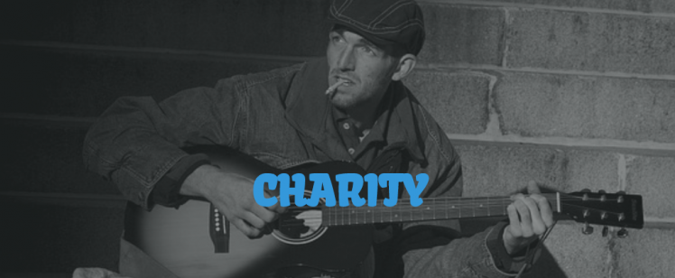 Charity begins at Home…