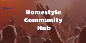 Homestyles' Community Hub